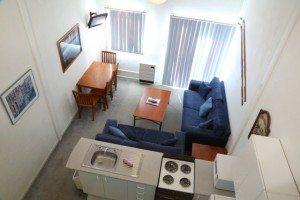 1 Bedroom Apartment – Razorback 4