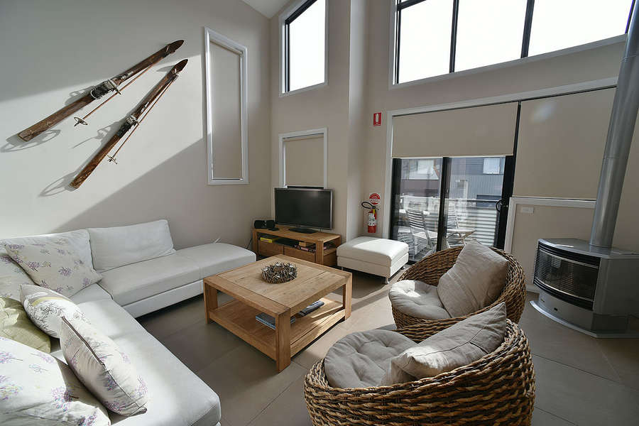2 BEDROOM LOFT APARTMENT BLUES AIR 2 Thredbo Best Accommodation R